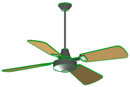 Cadimage blog ceiling fan for Ceiling fan electrical symbol