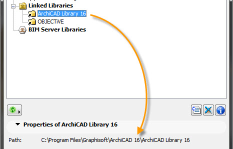 Library Filepath