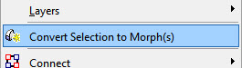 Convert To Morph