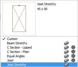 Joist Stretchy