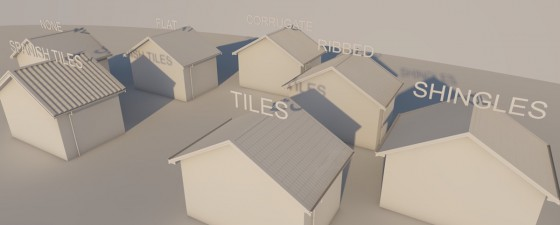 Cadimage blog roof covering cladding types for Roof covering types