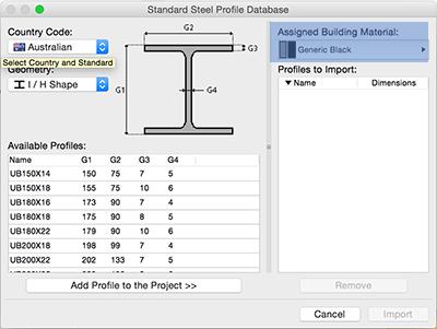 import_steel_profile